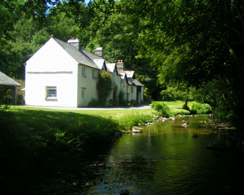 New Mill Cottages